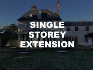Single Storey Extension
